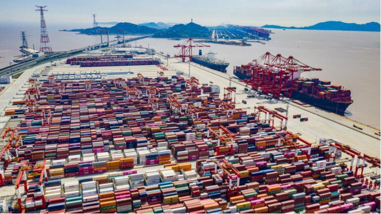 """上海近三个月状态:部分产业链""""回流"""",线下流量加速转至线上,为经济复苏夯实基础"""