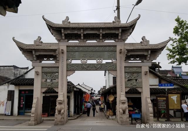 免费!上海市区有一个古镇,20元能吃到饱