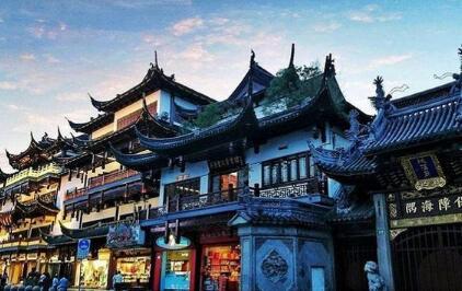 上海有什么好玩的地方,上海十大必游景点