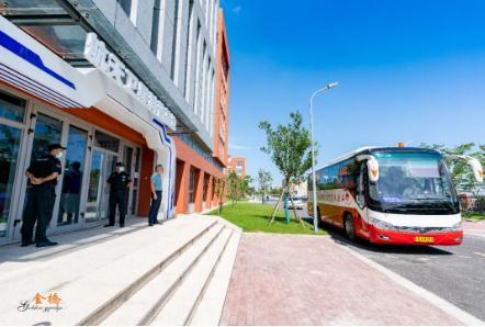 上海自贸区临港新片区启动的首批工业旅游线路