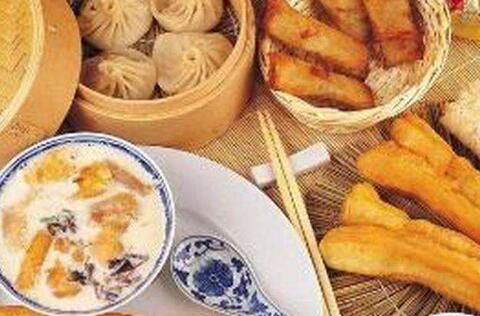 """上海将全力推进新一轮""""早餐工程""""建设,上海""""早餐工程""""迎来升级版"""